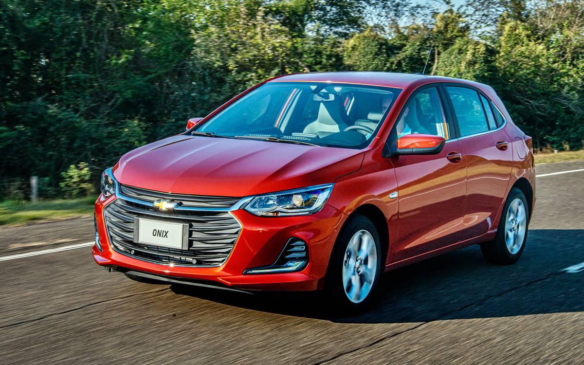 Lanzamiento: Chevrolet Onix y Onix Plus