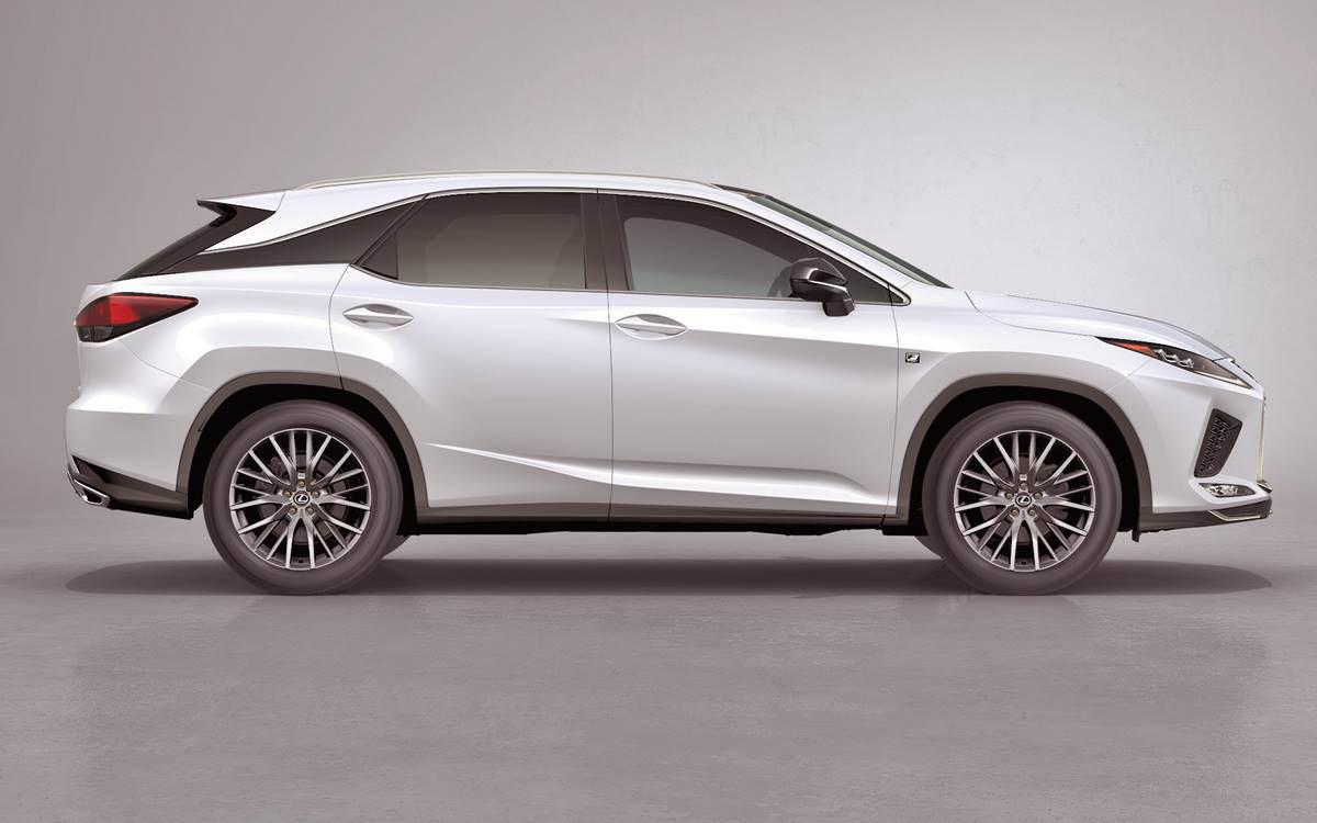 Lexus RX: La exclusividad como estandarte