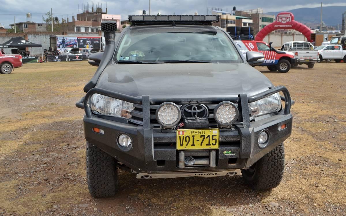 "Toyota Hilux ""La Lola"": Preparada para todo"