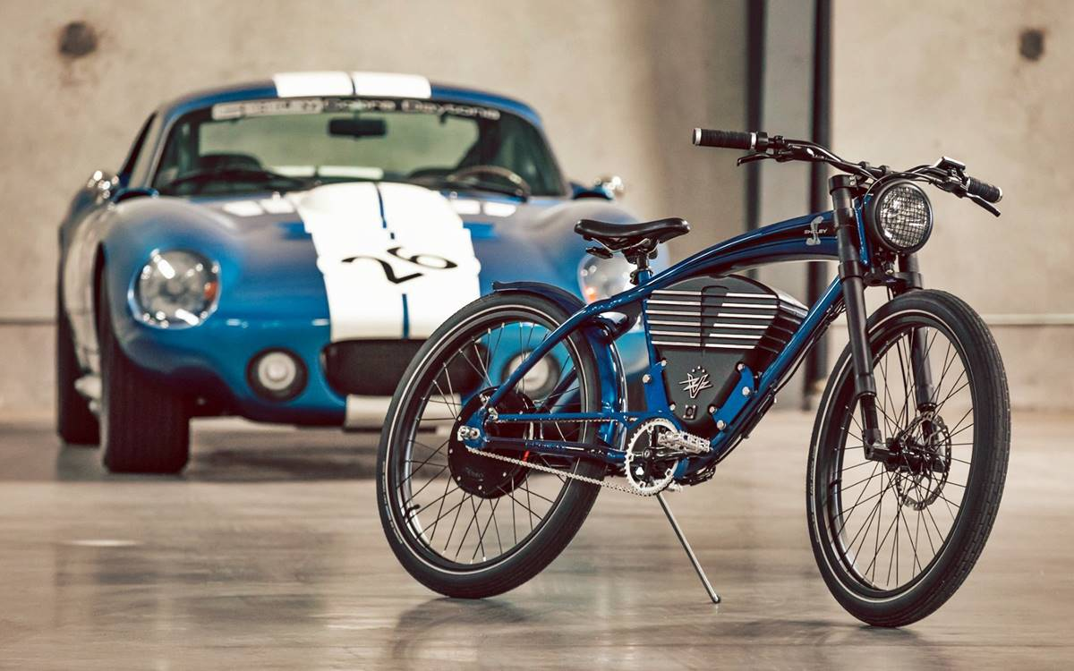 Vintage Electric Shelby