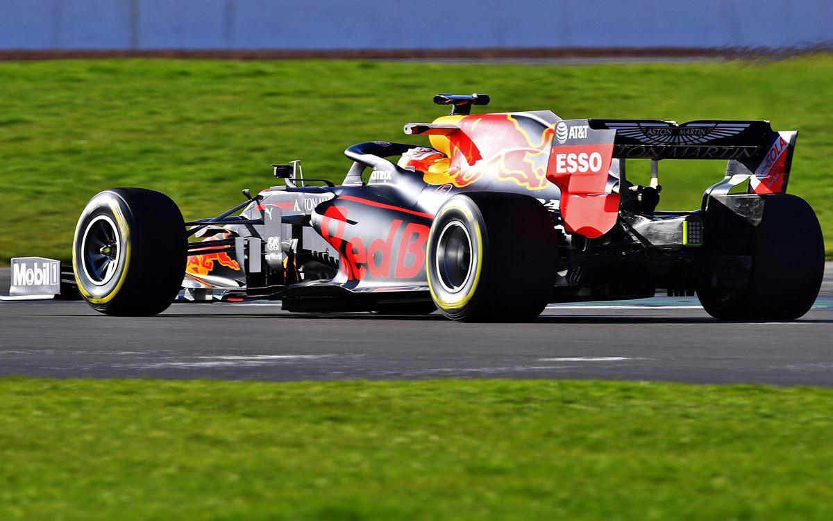 Red Bull RB16-Honda