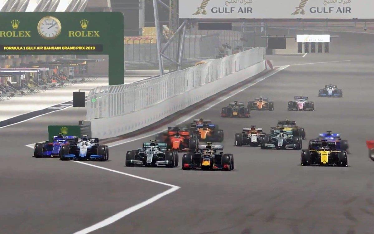 Gran Premio Virtual de Fórmula 1