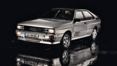 Photo of Audi quattro: Revolución total