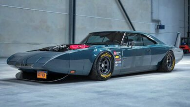 Photo of Dodge Charger Daytona 1969 + el V10 del Viper: El muscle car de tus sueños
