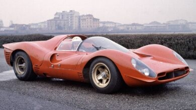 Photo of Ferrari 330 P4: ¿El auto de competición más bello de la historia?