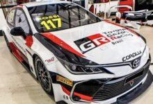 Photo of Así luce el Corolla que conducirá Matías Rossi en el Stock Car brasileño