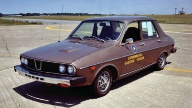 Photo of EVA Metro: El Renault 12 eléctrico de la NASA