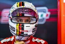 """Photo of Sebastian Vettel: """"Estoy motivado y quiero lograr más"""""""