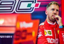 """Photo of Sebastian Vettel: """"A nadie le gusta competir con las tribunas vacías"""""""