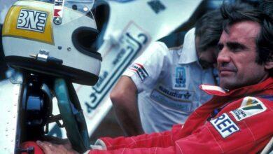 """Photo of Carlos Reutemann: """"Cada cosa que conseguí en la vida me costo un huevo y tres cuartos del otro"""""""