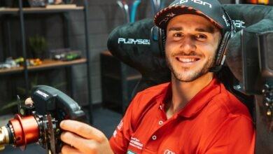Photo of Daniel Abt metió la pata en una carrera virtual y lo pagó caro