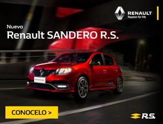 Renault Sandero RS 1