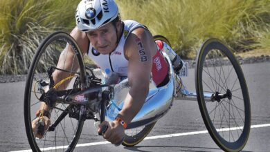 Photo of Alex Zanardi en grave estado