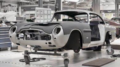 Photo of Aston Martin DB5 Goldfinger Continuation: Para sentirse James Bond