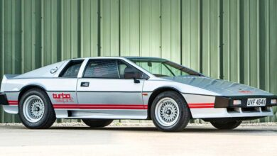 Photo of El Lotus Esprit de Colin Chapman vuelve a ser noticia