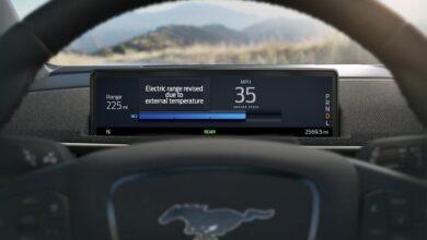 Photo of El Mustang Mach-E estrena la autonomía inteligente