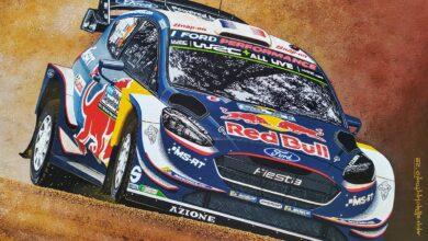 Photo of Fuel Art: Arte a toda velocidad