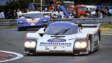 Photo of La rica historia de Porsche en las 24 Horas de Le Mans