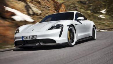 Photo of El Porsche Taycan Turbo S llegó a la Argentina