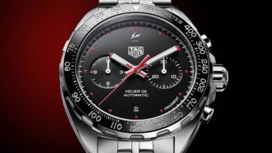 Photo of TAG Heuer x Fragment Design Heuer 02: Herencia fierrera