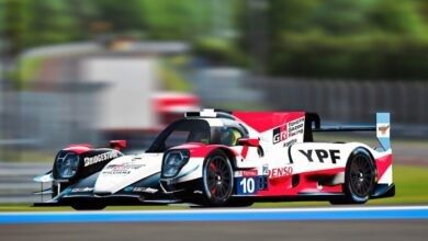 Photo of Argentina presente en las 24 Horas de Le Mans Virtuales