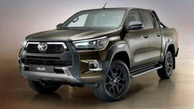 Photo of Así es la nueva Toyota Hilux