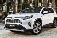 Photo of Toyota RAV4 Hybrid 2021 con nuevo sistema multimedia