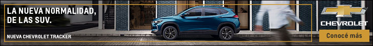 Chevrolet Tracker Lanzamiento