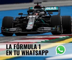 F1 Whatsapp