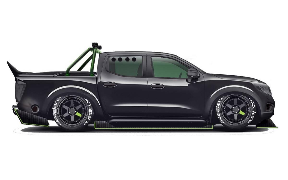 Nissan Navara R