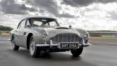 Photo of El Aston Martin DB5 Goldfinger Continuation será solo para 25 afortunados