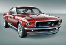 Photo of Aviar R67: El Mustang con motor Tesla