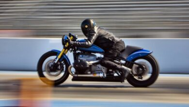 Photo of BMW R 18 Dragster: Para ganarle al viento