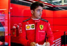 """Photo of Charles Leclerc: """"Pilotar para Ferrari es un sueño, un honor y una gran responsabilidad"""""""