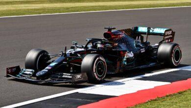 Photo of GP de Gran Bretaña: Lewis Hamilton, poleman con récord incluido