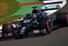 Photo of GP 70° Aniversario: Lewis Hamilton, el más veloz del viernes