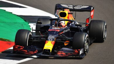 Photo of GP 70° Aniversario: Max Verstappen reina sobre los Mercedes