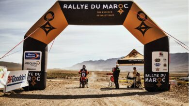 Photo of Adiós Rally de Marruecos, bienvenido Rally de Andalucía…