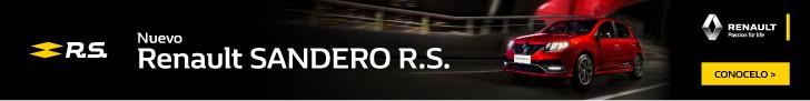 Renault Sandero RS 2