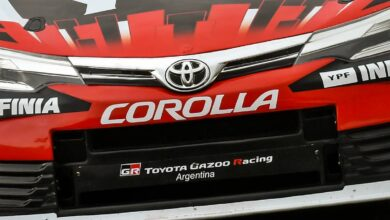 Photo of ¡Toyota al TCR South America!