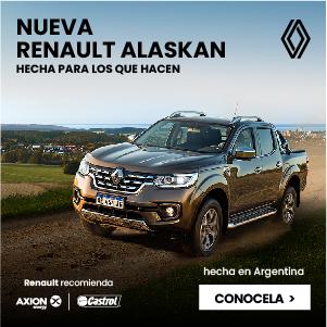 2 Renault Alaskan